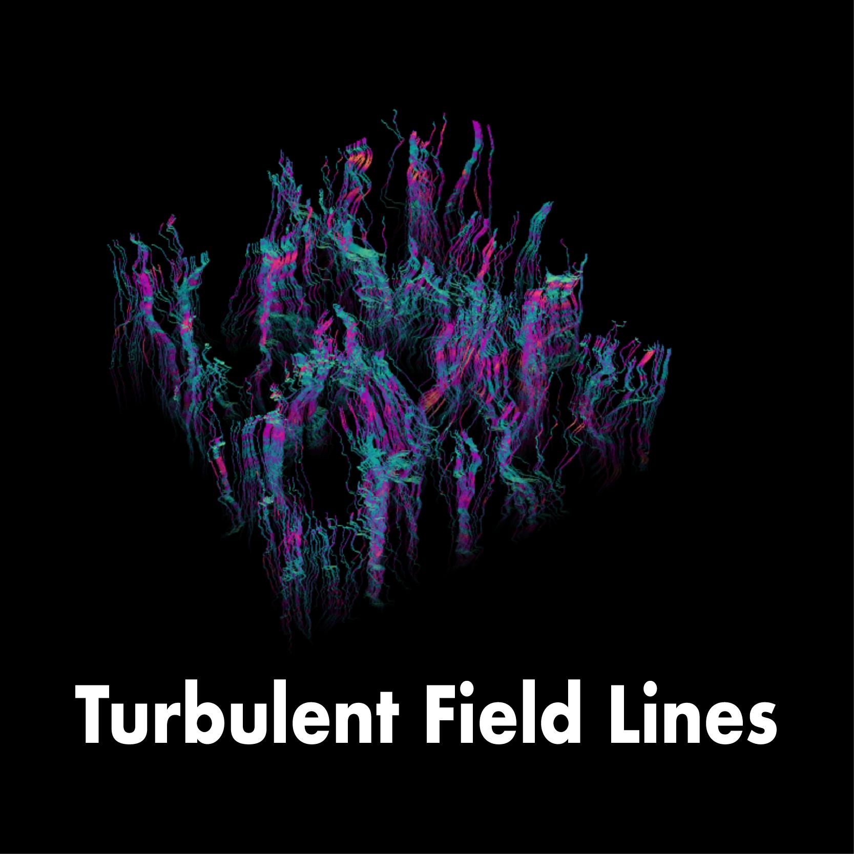 GoLP VR Lab Turbulent Field Lines