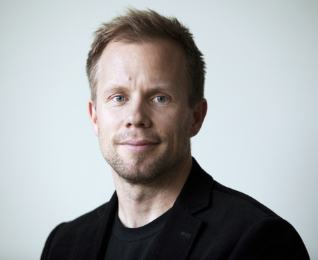 Mattias Marklund, professor vid Institutionen för fysik.